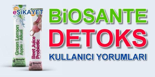 Biosante Detox Nedir? Biosante Detoks Kullanıcı Yorumları